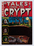 Golden Age (1938-1955):Horror, Tales From the Crypt #28 (EC, 1952) Condition: VG/FN....