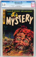 Golden Age (1938-1955):Horror, Mister Mystery #11 (Aragon, 1953) CGC GD/VG 3.0 Off-white to whitepages....