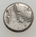 Ancients:Ancient Lots  , Ancients: THRACE. Chersonesos. Lot of 3 AR hemidrachms.... (Total:3 coins)