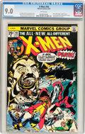 Bronze Age (1970-1979):Superhero, X-Men #94 (Marvel, 1975) CGC VF/NM 9.0 White pages....