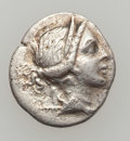 Ancients:Ancient Lots  , Ancients: LUCANIA - LYCIA. Lot of six (6) AR fractions.... (Total: 6 coins)