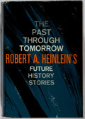 Books:Science Fiction & Fantasy, Robert A. Heinlein. The Past Through Tomorrow. Putnam, 1967. First edition, first printing. Rubbing and bumping ...