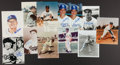 Autographs:Photos, Dodgers Greats Signed Photograph Collection Of 26....