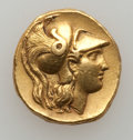 Ancients:Greek, Ancients: Alexander III the Great (336-323 BC). AV stater (19mm, 8.57 gm, 12h). ...