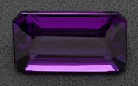Purple Amethyst Unmounted Gemstone