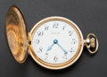Timepieces:Pocket (post 1900), Elgin 16 Size Blind Man's Hunter Case. ...