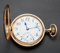 Timepieces:Pocket (post 1900), Howard 16 Size Abbott Watch Co. 17 Jewels. ...