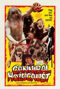 """Movie Posters:Horror, Cannibal Holocaust (Trans-Continental, 1985). International One Sheet (27.5"""" X 40.75"""").. ..."""