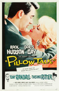 "Movie Posters:Comedy, Pillow Talk (Universal International, 1959). One Sheet (27"" X41"").. ..."