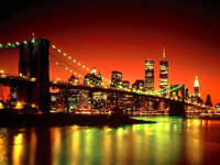 New York Nights, 2 Night Stay at City Club and Dinner for 2 at Monkey Bar, Including Roundtrip Airfare to New York, Chri...