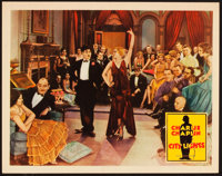 "City Lights (United Artists, 1931). Lobby Card (11"" X 14"")"