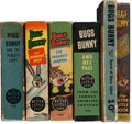 Big Little Book:Miscellaneous, Big Little Book Bugs Bunny Group (Whitman, 1942-49) Condition:Average VG.... (Total: 6 Items)