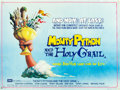 """Movie Posters:Comedy, Monty Python and the Holy Grail (Cinema 5, 1975). British Quad (30""""X 40"""").. ..."""