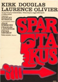 "Movie Posters:Action, Spartacus (Universal International, 1970). First Release in Poland,A1 (23.25"" X 32.75"").. ..."
