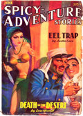 Pulps:Adventure, Spicy Adventure Stories - June '36 (Culture, 1936) Condition: VG....