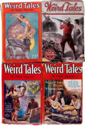 Pulps:Horror, Weird Tales Group (Popular Fiction, 1925-32) Condition: Average GD.... (Total: 15 Comic Books)