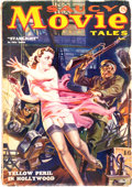 Pulps:Miscellaneous, Saucy Movie Tales - June '36 (Movie Digest, 1936) Condition: VG....