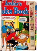 Bronze Age (1970-1979):Humor, Archie's Joke Book/TV Laugh-Out Bound Volumes (Archie, 1968-79)....(Total: 8 Items)