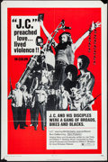 "Movie Posters:Exploitation, J.C. (Avco Embassy, 1972). One Sheet (27"" X 41""). Exploitation....."