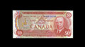 Canadian Currency: , BC-51aA $50 1975.. A beautiful asterisk replacement note that has a weak center fold. Choice About Uncirculated...