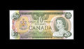 """Canadian Currency: , BC-54bA-i $20 1979.. """"516"""" at the beginning of the serial number tells us that this is a BABN replacement. It is also a note..."""
