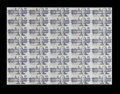 Canadian Currency: , BC-56e-i $5 Uncut Sheet of 40. Two Consecutive Examples. CU. BC-57c$10 Uncut Sheet of 40 CU.. The ANU prefix for the $5... (Total: 3sheets)
