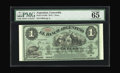 World Currency: , Argentina 1 Peso El Banco Argentino 1873 Pick S-1459. This notes carries the ANBCo spelled in Spanish at bottom of note. ...