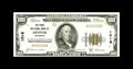 National Bank Notes:Colorado, Denver, CO - $100 1929 Ty. 1 The First NB Ch. # 1016. In the entirestate a total of seven banks issued just 9,000 of th...