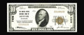 National Bank Notes:Colorado, Denver, CO - $10 1929 Ty. 1 The United States NB Ch. # 7408. A nicelooking Choice Crisp Uncirculated note with an a...
