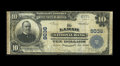 National Bank Notes:Colorado, Lamar, CO - $10 1902 Plain Back Fr. 626 The Lamar NB Ch. # 9036.This discovery brings the total large size survivors fr...