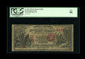 National Bank Notes:Colorado, Pueblo, Colorado Territory - $5 1875 Fr. 401 The First NB Ch. # 1833. Territory of Colorado notes would certainly be el...