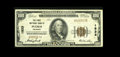 National Bank Notes:Colorado, Pueblo, CO - $100 1929 Ty. 1 The First NB Ch. # 1833. Nicelymatched to the $50 from this bank offered above. Although t...