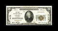 National Bank Notes:Colorado, Salida, CO - $20 1929 Ty. 1 The First NB Ch. # 4172. This examplebears the second Presidential signature used on Series...
