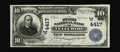National Bank Notes:Colorado, Telluride, CO - $10 1902 Date Back Fr. 619 The First NB Ch. #(W)4417. This lovely note is listed as AU in the census, a...