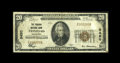 National Bank Notes:Colorado, Trinidad, CO - $20 1929 Ty. 1 The Trinidad NB Ch. # 3450. This banksaw its demise on June 4, 1934. This action sparked ...