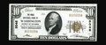 Washington, DC - $10 1929 Ty. 1 The Riggs NB Ch. # 5046 From a venerable District of Columbia issuer whose headquarters...