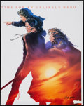 "Movie Posters:Fantasy, Willow (MGM, 1988). Autographed Printers Proof Poster (23"" X 29""). Fantasy.. ..."