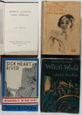 Books:Fiction, John Buchan. Group of Four First Edition Books. Various, 1913-1941.Very good.... (Total: 4 Items)