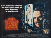 "Sharky's Machine & Other Lot (Orion, 1981). British Quads (2) (30"" X 40""). Crime. ... (Total: 2 Items)"