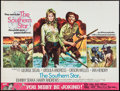 """Movie Posters:Adventure, The Southern Star / You Must Be Joking Combo (Columbia, 1969).British Quad (30"""" X 40""""). Adventure.. ..."""