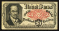 Fractional Currency:Fifth Issue, Fr. 1381 50¢ Fifth Issue Very Fine.. ...