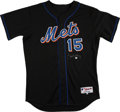 Baseball Collectibles:Uniforms, Carlos Beltran Signed New York Mets Jersey. ...