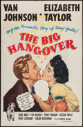 "Movie Posters:Comedy, The Big Hangover (MGM, 1950). One Sheet (27"" X 41""). Comedy.. ..."