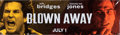 "Memorabilia:Movie-Related, ""Blown Away"" Promotional Banner (M.G.M., 1994)...."
