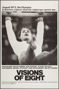 "Movie Posters:Documentary, Visions of Eight (Cinema 5, 1973). One Sheet (27"" X 41""). Olympics Documentary.. ..."