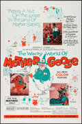 """Movie Posters:Animation, The Wacky World of Mother Goose (Embassy, 1967). One Sheet (27"""" X41""""). Animation.. ..."""