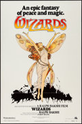 """Movie Posters:Animation, Wizards (20th Century Fox, 1977). One Sheet (27"""" X 41"""") Style B. Animation.. ..."""