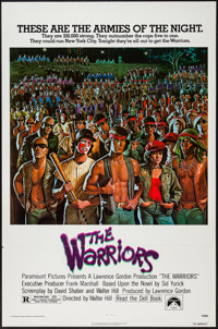 "The Warriors (Paramount, 1979). One Sheet (27"" X 41""). Action"