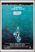 "Movie Posters:Adventure, The Deep (Columbia, 1977). One Sheet (27"" X 41""). Adventure.. ..."