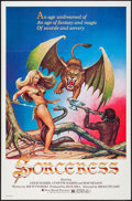 """Movie Posters:Fantasy, Sorceress and Other Lot (New World, 1982). One Sheets (2) (27"""" X 41""""). Fantasy.. ... (Total: 2 Items)"""